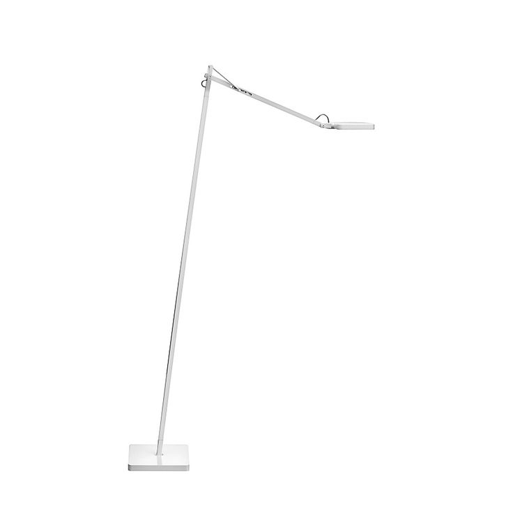 A stunning, contemporary masterpiece, this Flos Kelvin light is perfect for both domestic and professional use. With an ultra flexible system, this lamp creates a comfortable concentration of 30 LEDs with a swivel head and pantograph arm to give you directed illumination.