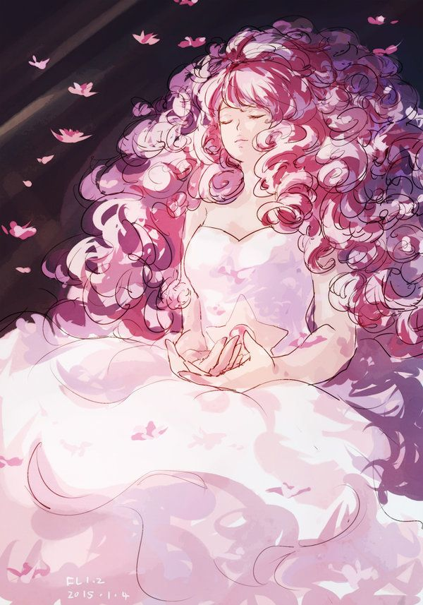 SU_Rose Quartz by FLAFLY.deviantart.com on @DeviantArt