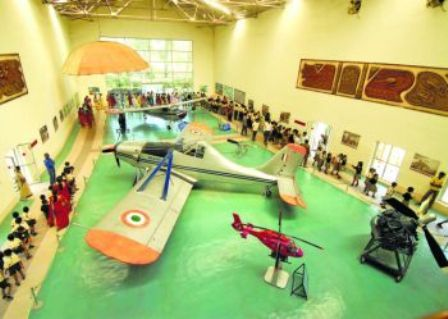 HAL Aerospace Museum:  Best Museums in Bangalore