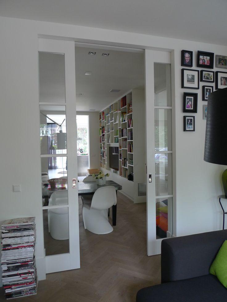 Kamer en suite zonder kast