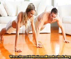 Fitness ve Vücut Geliştirme Hareketleri