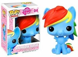 Funko POP! My Little Pony Vinyl Figure Rainbow Dash