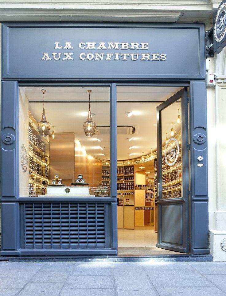 La chambre aux confitures room to jam jam and jelly shop for La chambre aux confitures