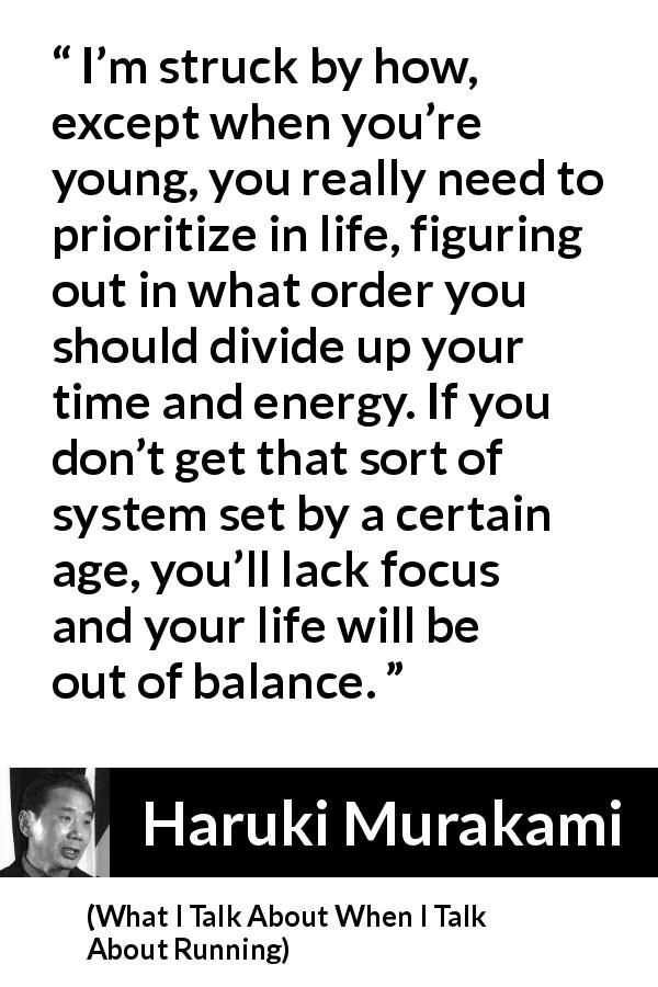 Haruki Murakami About Life What I Talk About When I Talk About
