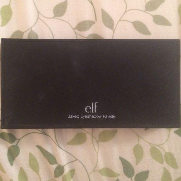 e.l.f. ELF Baked Eyeshadow Palette elf Eye Shadow Rich