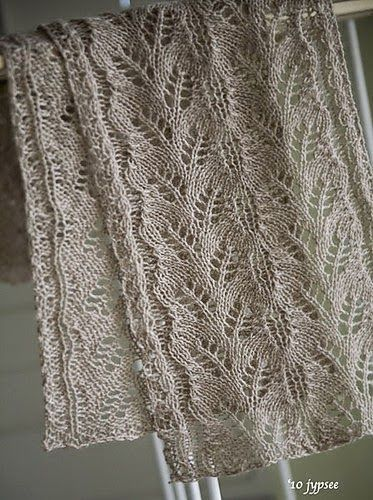 Lace Knitting Pattern #2 | Lace Knitting Stitches