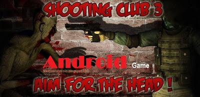 Shooting Club 3: Zombies Attack for Android - Yesterday the world was in calmness & harmony. Now it is infect3d by millions 0f zombies. The w4lking dead have spread far & wide, & now the sniper's mission is to destroy the threat. His arsenal is experience & professional shooting guns. Nobody & nothing else can help him... He has to fight alone, but  ...\\.....//...