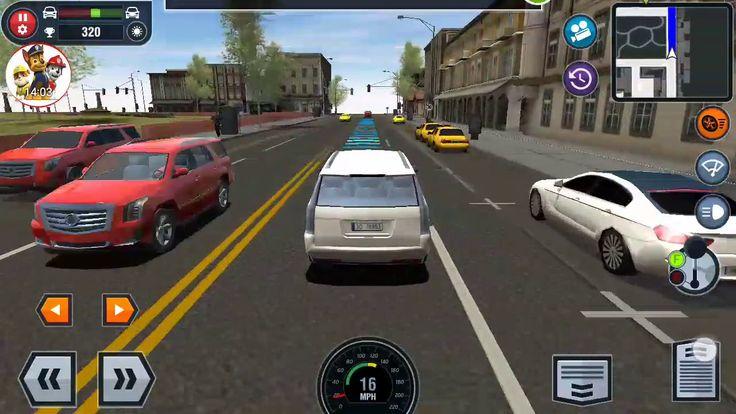 Car Games 2017 | Car Driving School Simulator Android GamePlay  Part 02 | Fun Kids Games