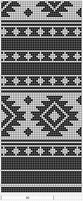 Mustrilaegas: A Kudumine / Knitting - Wayuu bag