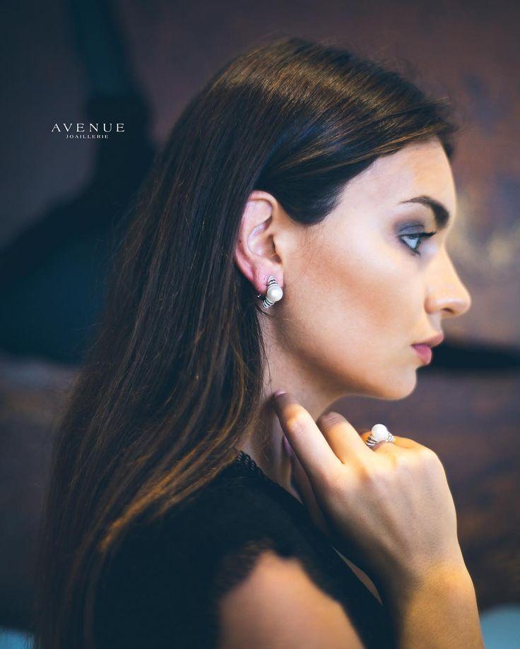 Комплект из розового золота от #Giancarlogioielli  состоящий из серег и кольца украшенный белым жемчугом подчеркнут женственность и нежность своей хозяйки.  А соседство с белыми черными и коньячными бриллиантами добавит образу элегантности и шика!  #jewellery #earring #bracelet #pendant #necklace #gold #diamonds #beauty #women #avenuevsco #vscogood #vscobaku #vscocam #vscobaku #vscoazerbaijan #instadaily #bakupeople #bakulife #instabaku #instaaz #azeripeople #aztagram #Baku #Azerbaijan
