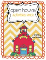 Open House Activities