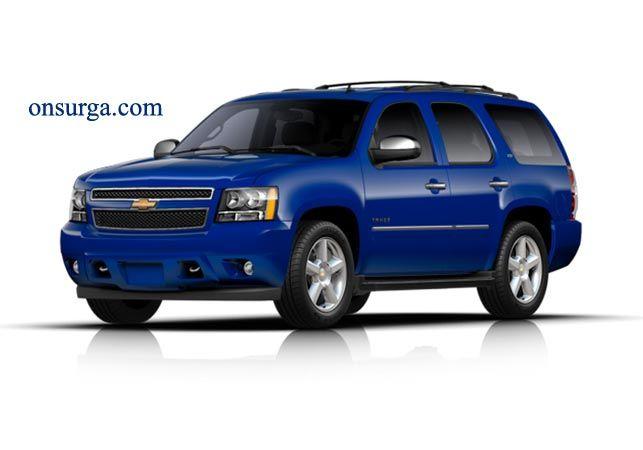 Chevrolet Tahoe | 2012 Chevy Tahoe Colors