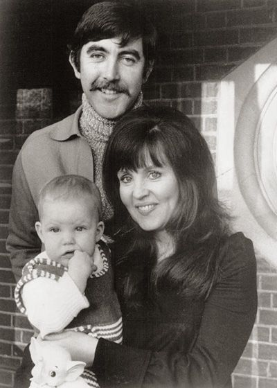 John Alderton and Pauline Collins - much younger days!