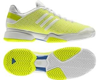 Adidas by Stella McCartney Barricade Shoe Launches at the French Open 2013 on Caroline Wozniacki