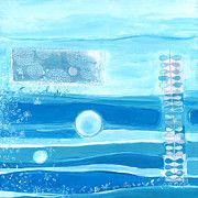 "http://www.lovetobliss.com   ""Blue Green Seascape""  More of my art located on my website. Please visit"