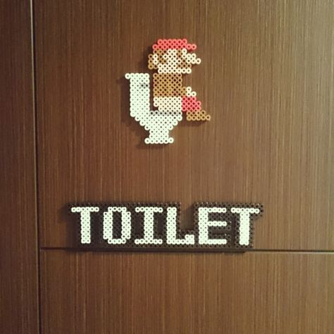 Yuさんの、こどもと暮らす。,アイロンビーズ,バス/トイレ,のお部屋写真