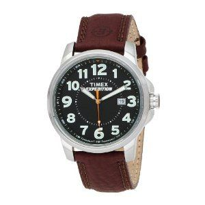 Timex T44921 Expedition Metal Leather