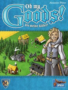 Oh My Goods! | Board Game | BoardGameGeek