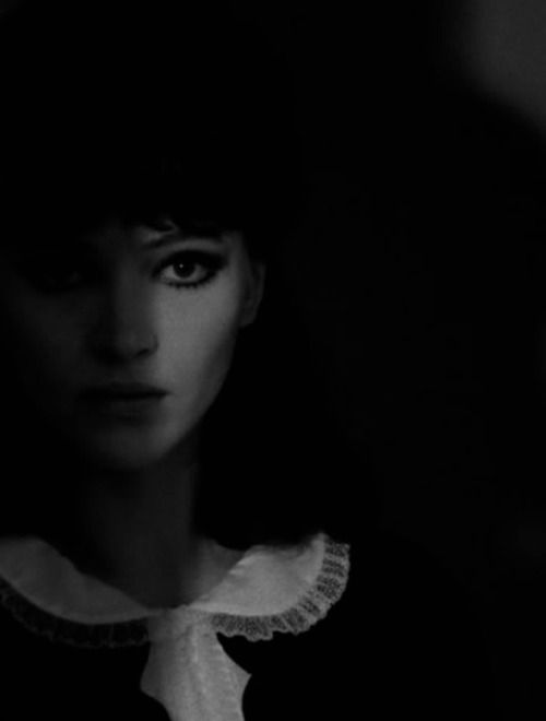 Alphaville. Jean Luc Godard. #cinematography
