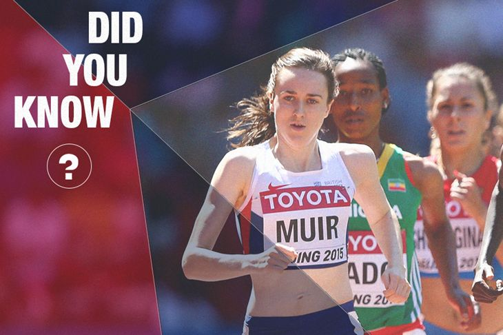 Did You know? Laura Muir
