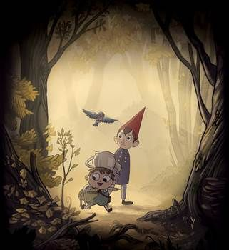 Over the Garden Wall; Miniseries Premiere Date Announced by ...
