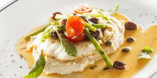 Готовый вариант легкого ужина. В дополнение можно приготовить легкий овощной салат.