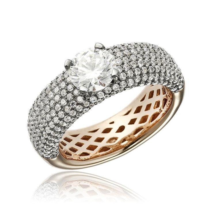 Inel de logodna argint Gorgeous Black&Rose Cristal Cod TRSR269 Check more at https://www.corelle.ro/produse/bijuterii/inele-argint/inel-de-logodna-argint-gorgeous-blackrose-cristal-cod-trsr269/