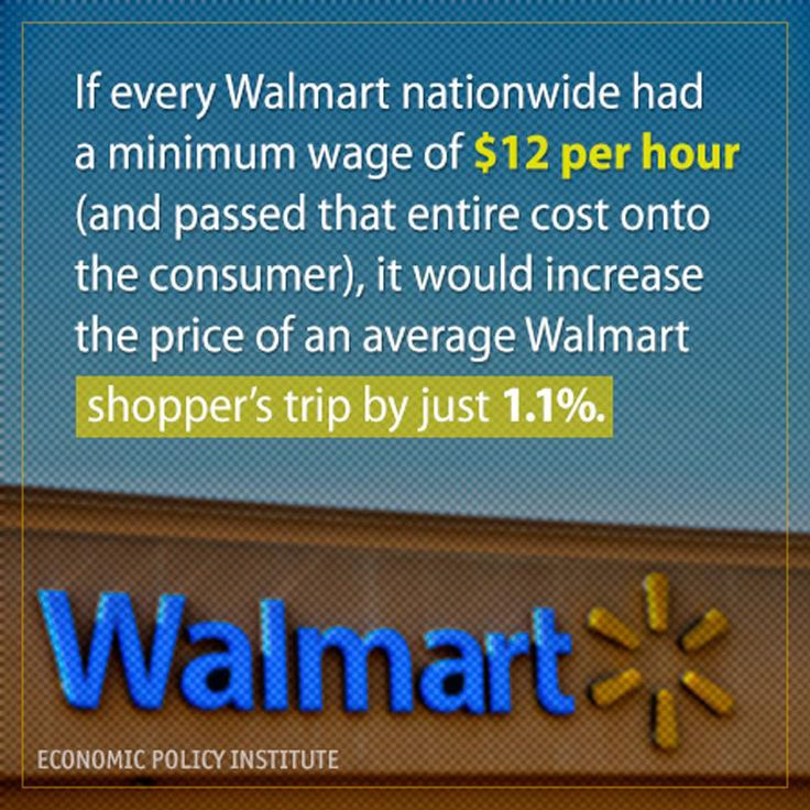 """Just check this out. I seriously had to fact-check this a few times before it really sank in. We hear lots of doomsday """"OhMyGawd if we raise the minimum wage, everybody will go out of business and we'll have to eat bugs"""" types of things from some folks when the conversation gets a little heated, but the reality is something very different."""