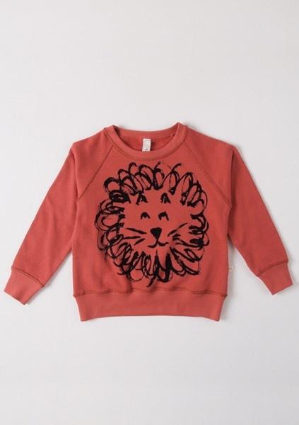 Sweat Shirt LS Leon