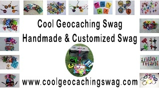 Geocaching Swag, Handmade and Customized Swag for Geocaching