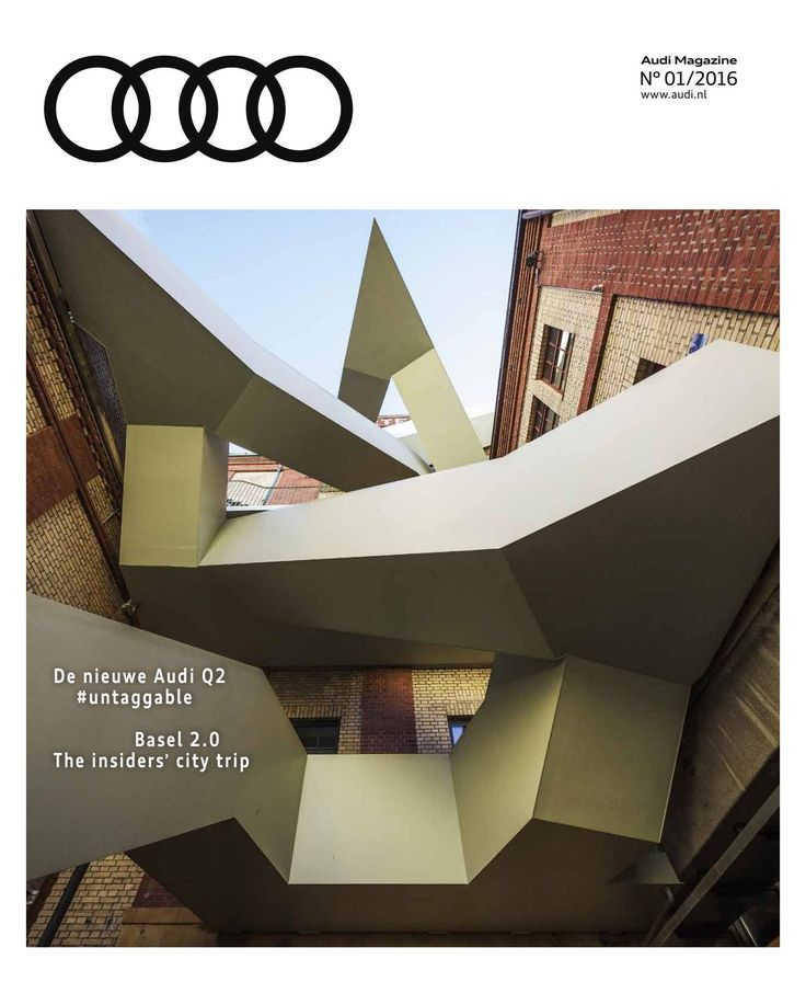 Audi magazine N0 01 2016
