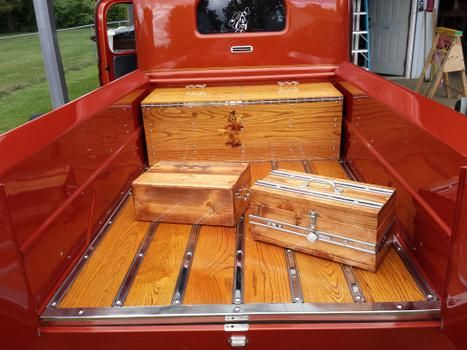 Best Wood Toolbox For Truck Google Search Wooden Truck 400 x 300