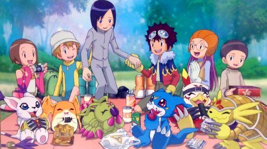 Digimon Adventure 02 DVD Box