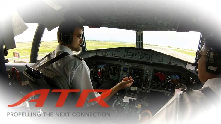 flygcforum.com ✈ ATR SERIES AIRCRAFT ✈ ATR 72-600 benefits from the widest cabin in the turboprop market ✈