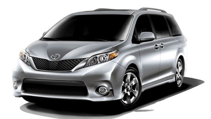 2017 Toyota Sienna Changes, Redesign