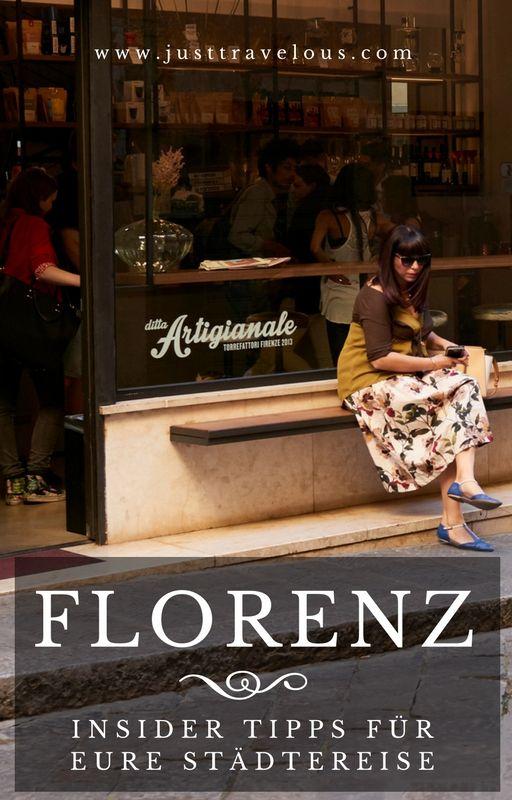 Ihr plant eine Städtereise nach Florenz? Dann haben wir ein paar richtig gute Geheimtipps für euch!