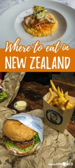 Where to eat in New Zealand - Wandering the World