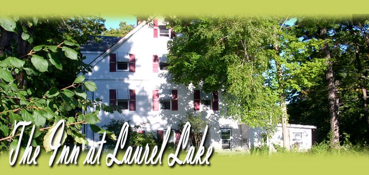 The Inn at Laurel Lake - A Berkshire County Bed & Breakfast located on beautiful Laurel Lake in Lee, MA just minutes away from many popular Berkshire County attractions: Tanglewood, Jacobs Pillow, Shakespeare & Company, The Norman Rockwell Museum at Stockbridge, The Colonial Theatre, MASS MoCA.