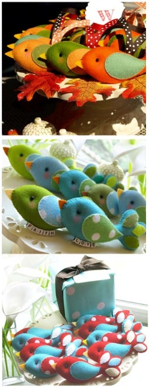 Fairytale birds <3