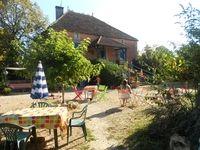 Wat een leuk adresje. Les Escaliers de La Combe: chambres d'hotes (bed & breakfast), gite, aire naturelle de camping kinderen vakantie Frankrijk