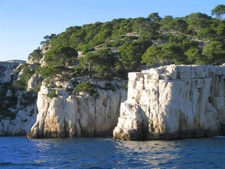 Dossier  Provence : géologie des paysages sous-marins - www.calanques-parcnational.fr