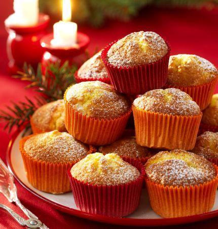 Vill du spara lussebullarna till första advent - eller kanske till och med till Luciadagen? Då kan vi tipsa dig, och alla andra saffranssugna, om att tjuvstarta med dessa läckra muffins!...