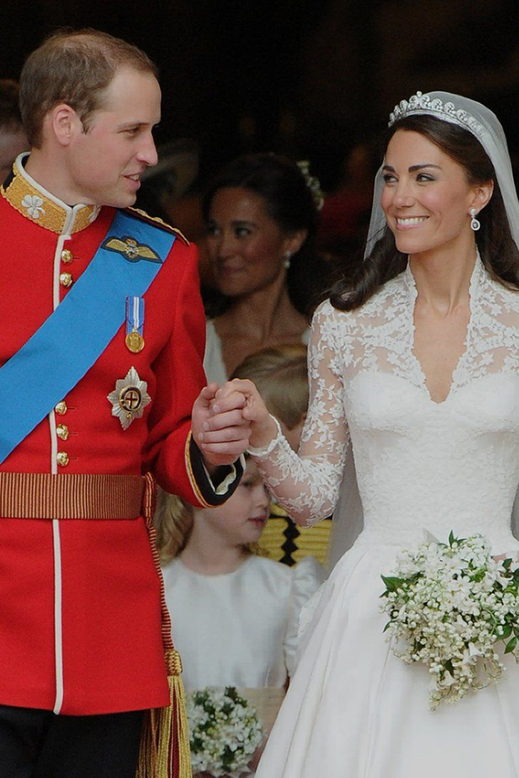 How Kate Middleton S Wedding Bouquet Perfectly Symbolized Her Love