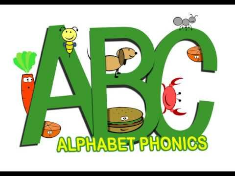 The New FAST Alphabet - ABC Phonics Chant - YouTube