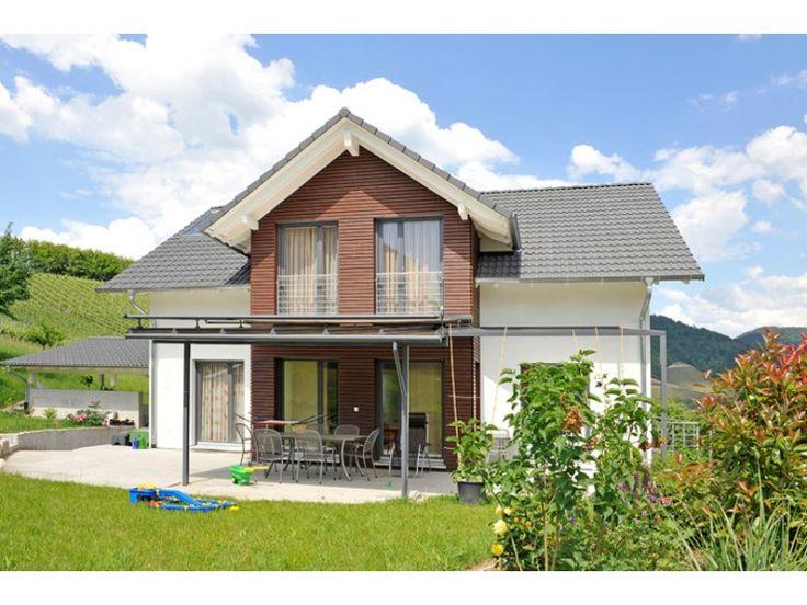 Design 147 einfamilienhaus von frammelsberger r for Blockhaus modern