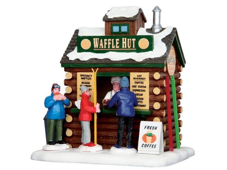 Lemax - Waffle Hut
