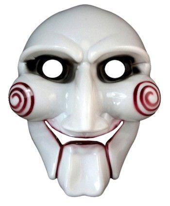 Skremmende maske