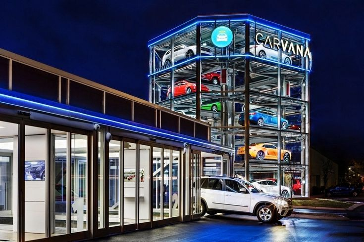 Carvana Car Vending Machine Vending machine design, New cars