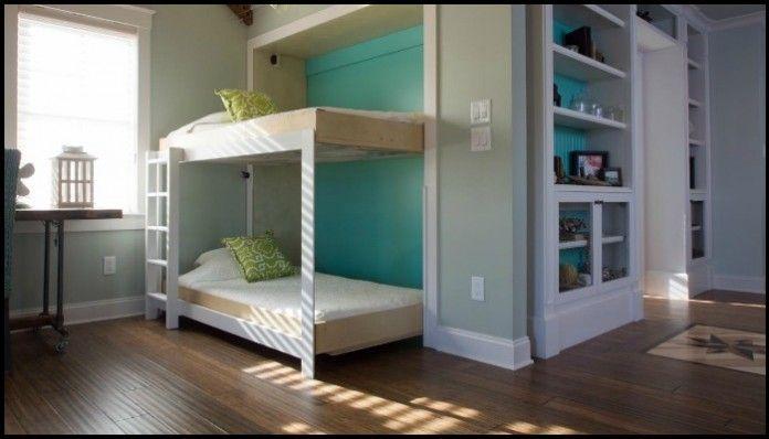 DIY Murphy Bunk Bed Main Image