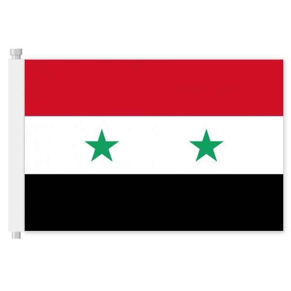 Look! My DIY : Flag of Syria , free shipping 2016   diythinker.com